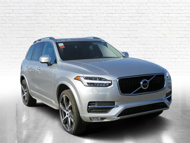 New 2018 Volvo XC90 T6 AWD Momentum (7 Passenger) SUV For Sale/Lease Van Nuys, CA