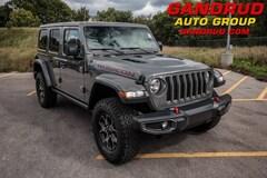 2018 Jeep Wrangler UNLIMITED RUBICON 4X4 Sport Utility