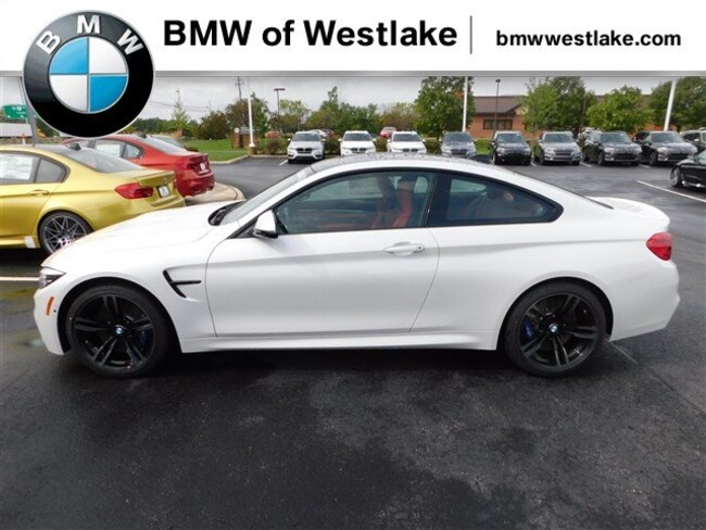 New 2019 BMW M4 Coupe Westlake OH