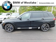 New 2019 BMW X7 xDrive40i SUV for sale near Cleveland