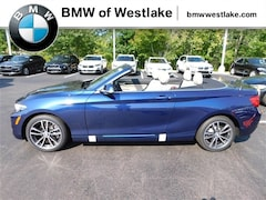 New 2019 BMW 2 Series 230i xDrive Convertible Westlake