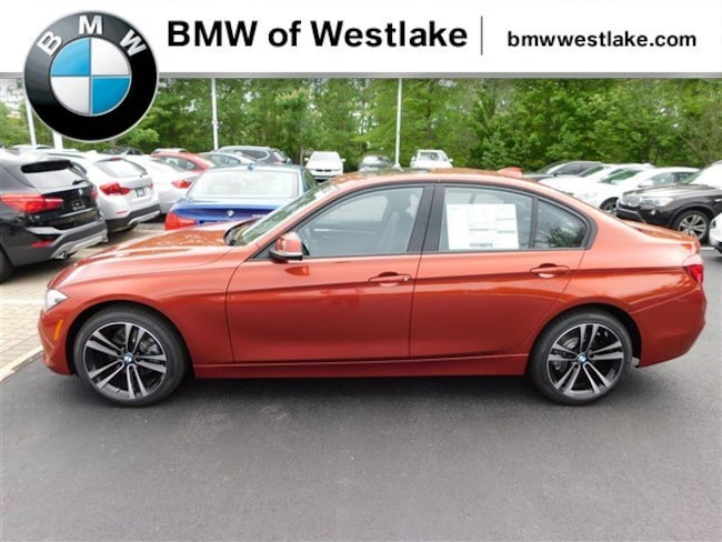 New 2018 BMW 3 Series 330i xDrive Sedan Westlake OH