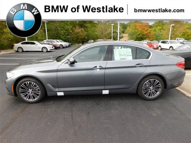 New 2019 BMW 5 Series 530i xDrive Sedan Westlake OH