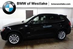 Certified 2016 BMW X3 xDrive28i Near Cleveland