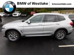New 2019 BMW X3 xDrive30i SAV Near Cleveland
