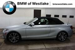 2016 BMW 2 Series 228i Convertible Westlake