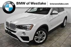 New 2016 BMW X4 xDrive28i Sports Activity Coupe Westlake