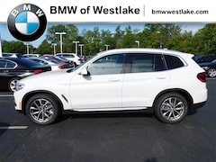 New 2019 BMW X3 xDrive30i SAV Near Cleveland