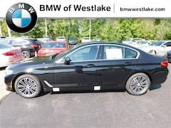 New 2019 BMW 5 Series 530i xDrive Sedan Near Cleveland