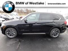 New 2018 BMW X5 xDrive35i SAV Near Cleveland