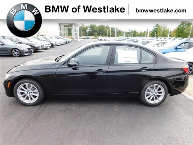 New 2018 BMW 3 Series 320i xDrive Sedan Westlake OH