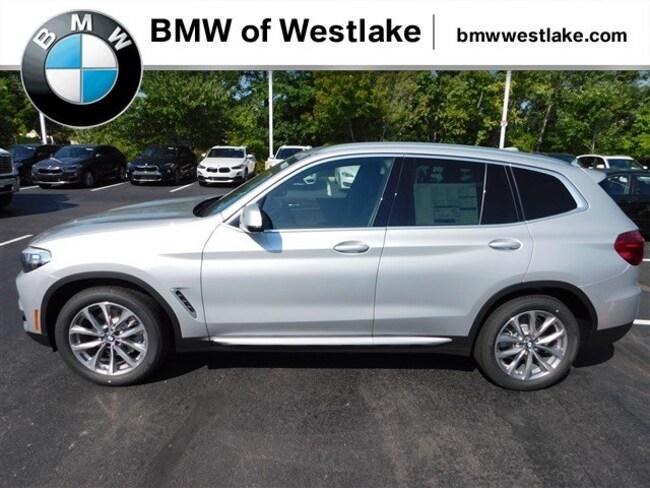 New 2019 BMW X3 xDrive30i SAV Westlake OH
