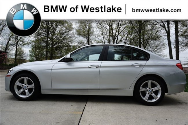 Certified 2015 BMW 3 Series 328i xDrive Sedan Cleveland Area
