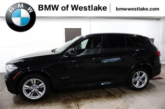 Certified 2016 BMW X5 xDrive35i SAV Cleveland Area