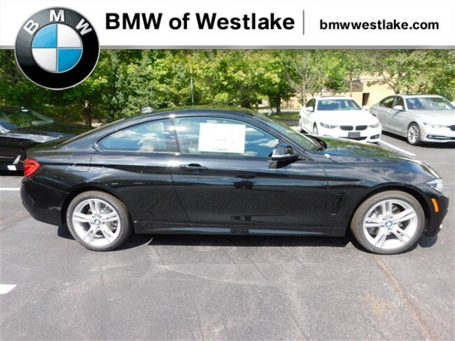New 2019 BMW 4 Series 430i xDrive Coupe Westlake OH