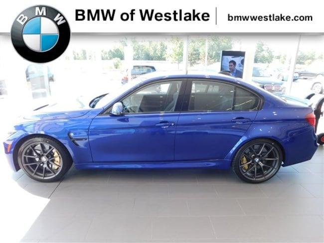 New 2018 BMW M3 CS Sedan Westlake OH