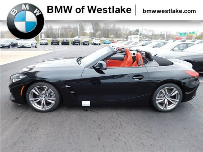New 2019 Bmw Z4 For Sale In The Westlake Area Vin