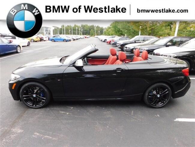 New 2019 BMW 2 Series M240i xDrive Convertible Westlake OH