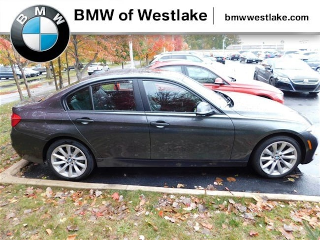 New 2018 BMW 3 Series 320i xDrive Sedan Westlake OH
