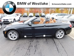 New 2019 BMW 4 Series 430i xDrive Convertible Westlake