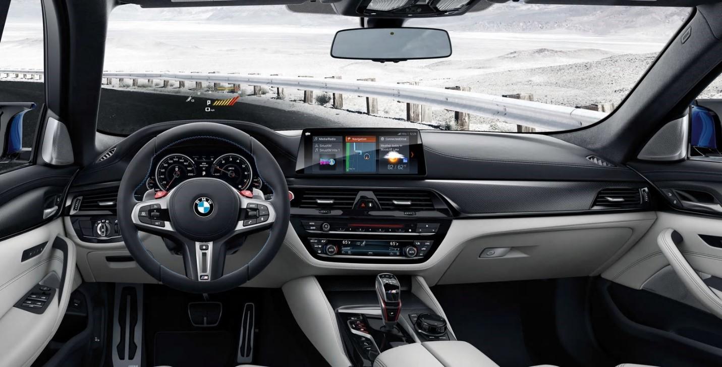BMW Genius Corner: The All-new BMW M5 | BMW of Westlake