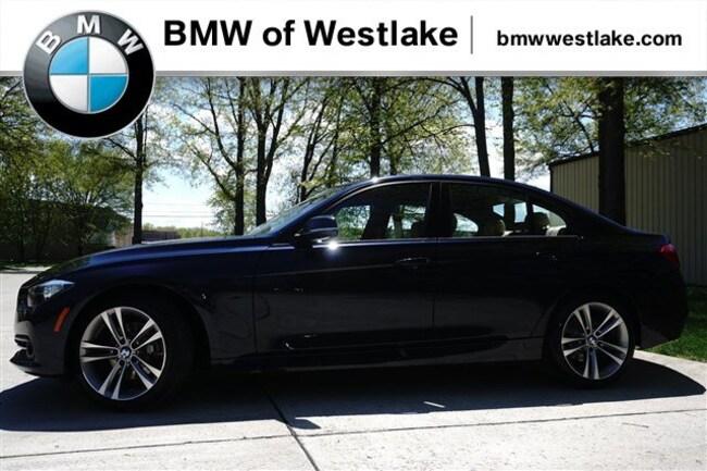 Certified 2016 BMW 3 Series 328i xDrive Sedan Cleveland Area