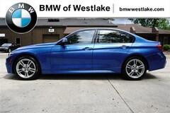 Certified 2016 BMW 3 Series 340i xDrive Near Cleveland