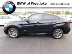New 2018 BMW X6 xDrive50i SAV Near Cleveland