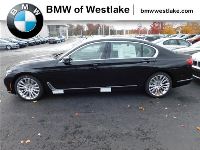 New 2019 BMW 7 Series 750i xDrive Sedan Westlake OH