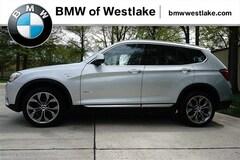 2017 BMW X3 xDrive28i SAV
