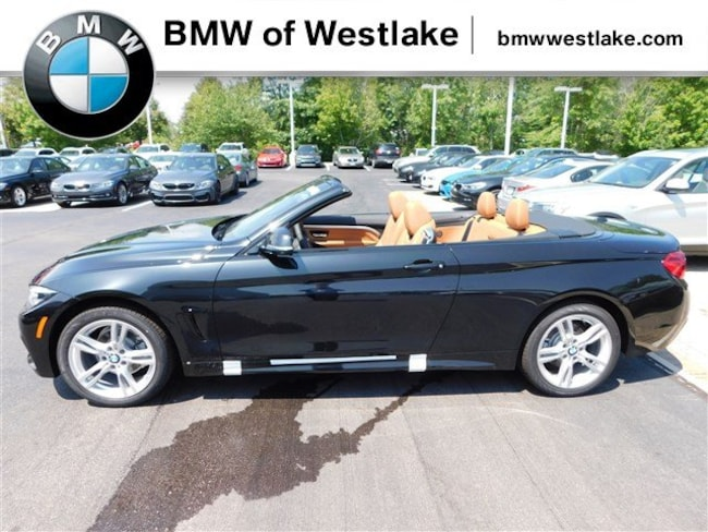 New 2019 BMW 4 Series 430i xDrive Convertible Westlake OH