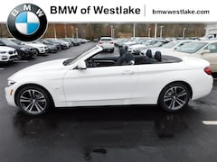 New 2020 BMW 4 Series 430i xDrive Convertible Near Cleveland