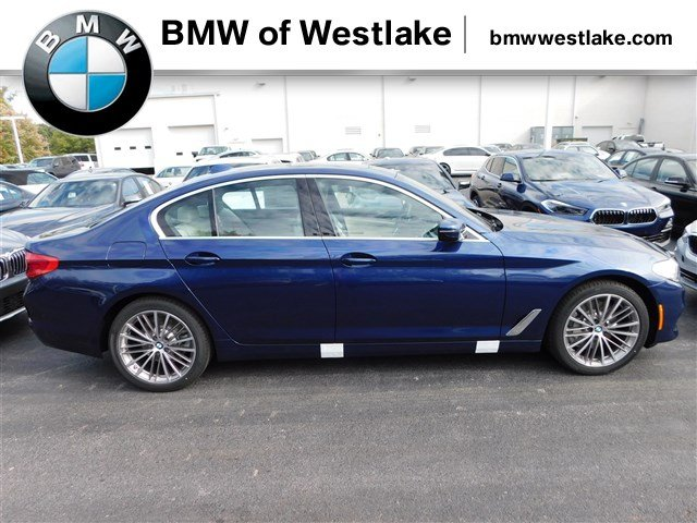 2019 BMW 5 Series 530i xDrive Sedan WBAJA7C51KWW05577 16625