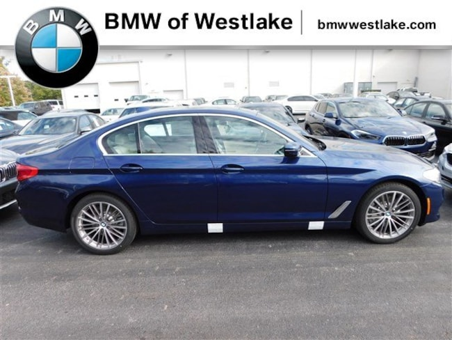 New 2019 BMW 5 Series 530i xDrive Sedan Westlake OH