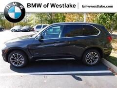 New 2018 BMW X5 xDrive35i SUV Westlake