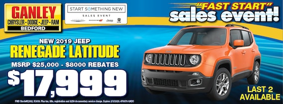 Jeep Dealers Cleveland >> Dealership Bedford Oh Ganley Chrysler Dodge Jeep Ram