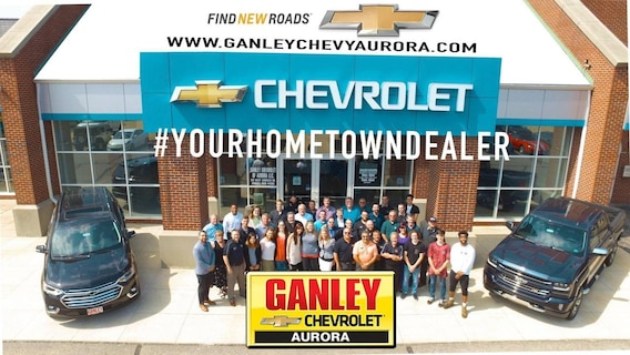 Get Hours And Directions To Ganley Chevrolet Of Aurora Ganley Chevrolet Of Aurora