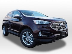New 2019 Ford Edge SEL Crossover for sale in Barberton, OH at Ganley Ford