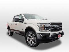 New 2019 Ford F-150 King Ranch Truck 19FS154 for sale in Barberton, OH at Ganley Ford