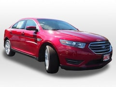 New 2018 Ford Taurus SEL Sedan 18TA105 for sale in Barberton, OH at Ganley Ford