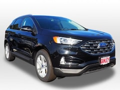 New 2019 Ford Edge SEL Crossover 19ED101 for sale in Barberton, OH at Ganley Ford