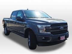 New 2018 Ford F-150 Lariat Truck for sale in Barberton, OH at Ganley Ford