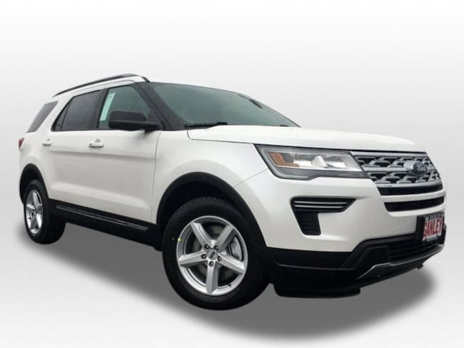 New 2019 Ford Explorer XLT SUV in Barberton, OH