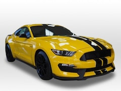 New 2018 Ford Mustang Shelby GT350 Coupe 18MU106 for sale in Barberton, OH at Ganley Ford