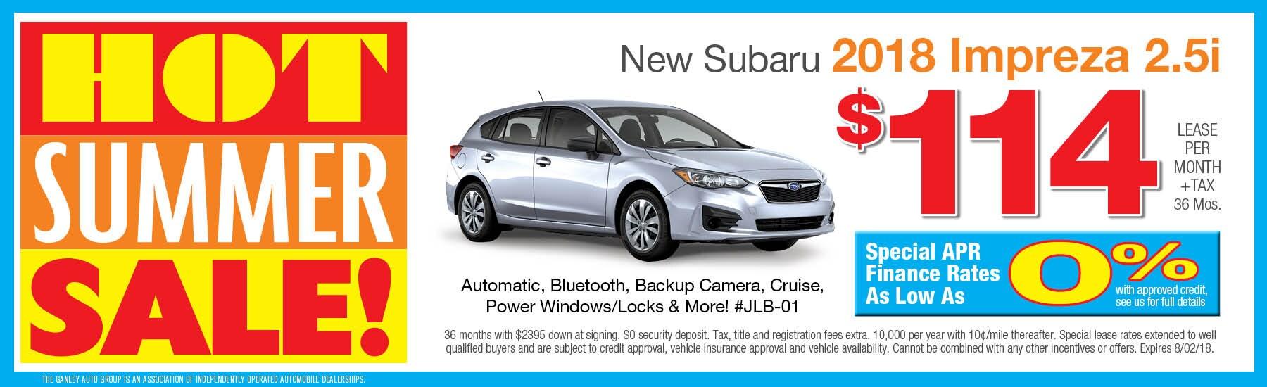 Ganley Subaru of Wickliffe OH   New Subaru & Used Car Dealership
