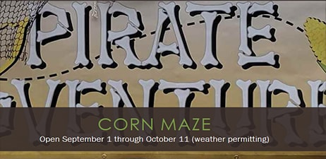 Lake Farmpark presents: Corn Maze Sept 1-Oct 11