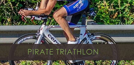 Lake Farmpark presents: Pirate Triathlon July 19, 2020