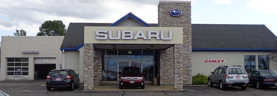 Ganley Subaru East >> New & Used Subaru Dealer Serving Cleveland | Ganley Subaru of Wickliffe