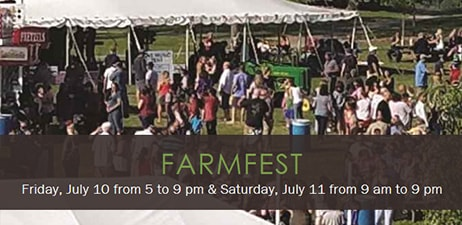 Lake Farmpark presents: Farm Fest- July 10-11, 2020