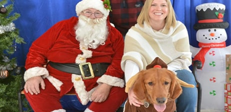 Lake Humane: Santa Paws Dec 5-6